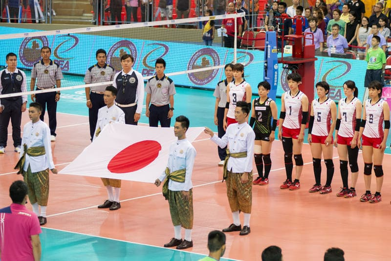バレー日本代表女子